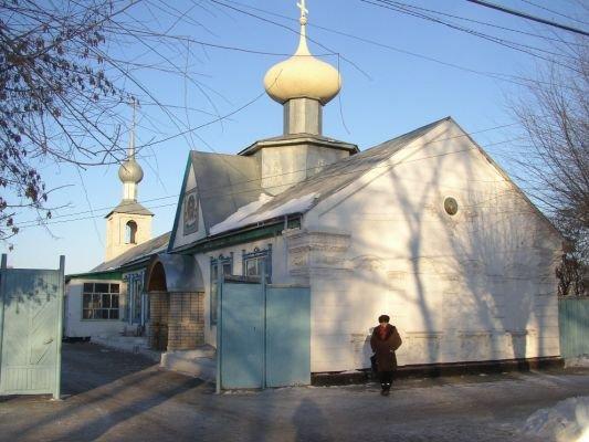 Храм Владимирский