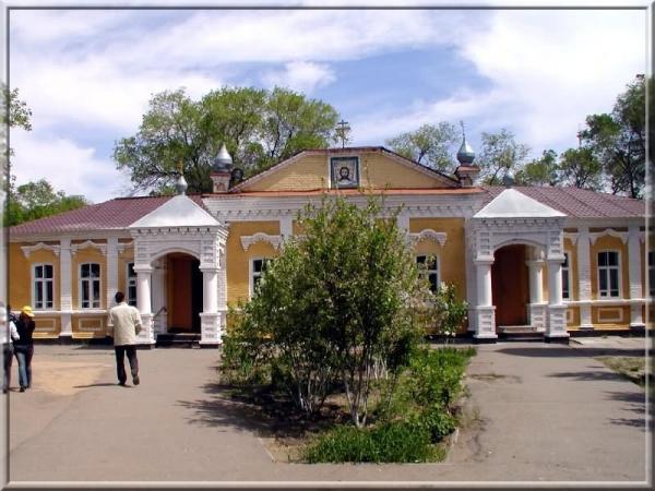 Храм в честь святого Архангела Михаила